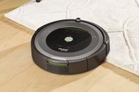 Определение типа покрытия Roomba 681