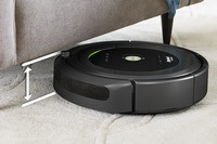 Уборка труднодоступных мест Roomba 681